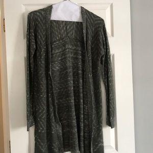Sweaters - Green cardigan!